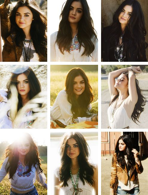 "Lucy Hale | ""Road Between"" album photoshoot"