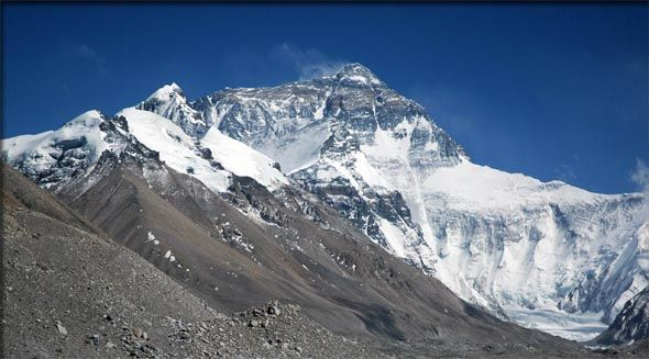 Seven Wonders of the Natural World: Mount Everest