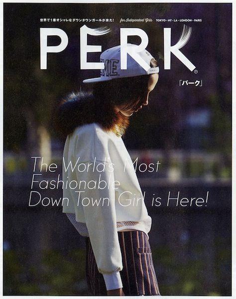 メンズストリート誌「グラインド」から女性誌「パーク」がデビュー | NEW ITEM | FASHION | WWD JAPAN.COM: