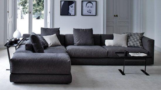 Καναπέδες Evosuite - Συστήματα καναπέδων σε ποικιλία υφασμάτων και δερμάτων - Επιπλα adorno