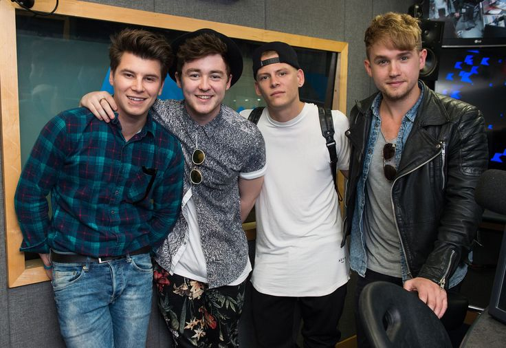 rixton | Boyband Rixton claim first UK number one with debut single - News ...