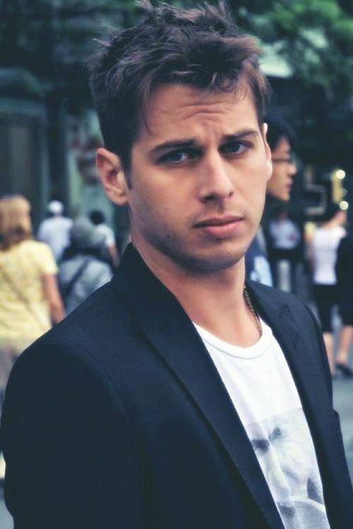 Mark Foster - Foster the People  *don't know why, but the troubled ones always seem sexy*