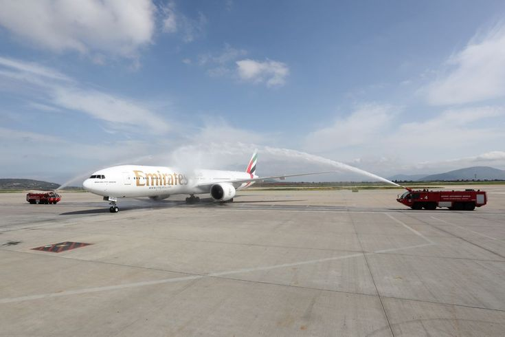 Emirates Celebrates One-year Anniversary of Non-stop Athens-New York Service
