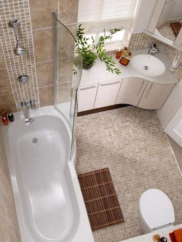 Best 25 small bathroom bathtub ideas on pinterest small for Small bath remodel ideas