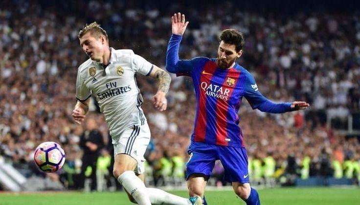 Barcelona - Real Madrid, el clásico es en Estados Unidos: El derby español se jugará a las 21, hora argentina, con transmisión de Directv…