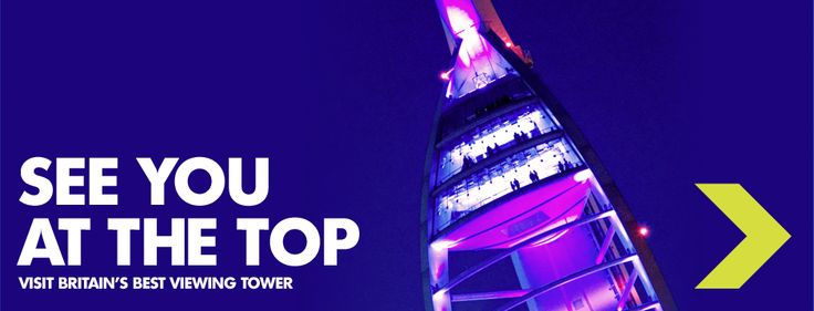 Spinnaker Tower - Portsmouth, Hampshire