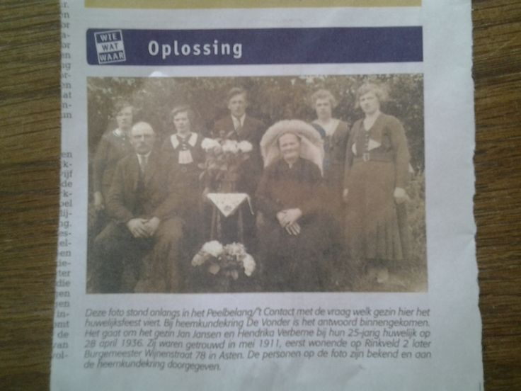 familie Jansen Verberne #NoordBrabant #Peel