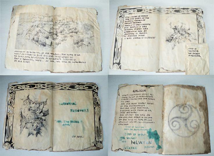 vista general del libro.