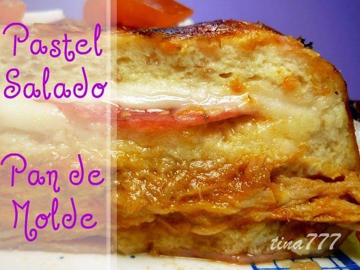 Un pastel salado, el cual puedes variar los ingredientes a tu antojo, o al gusto de los de tu casa, sencillo de hacer y que perfectamente s...