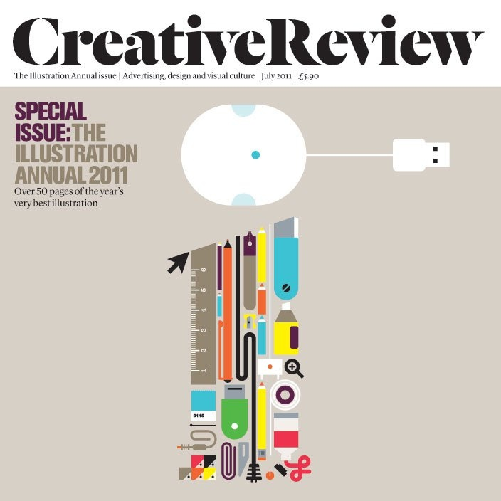 Creative review July 2011