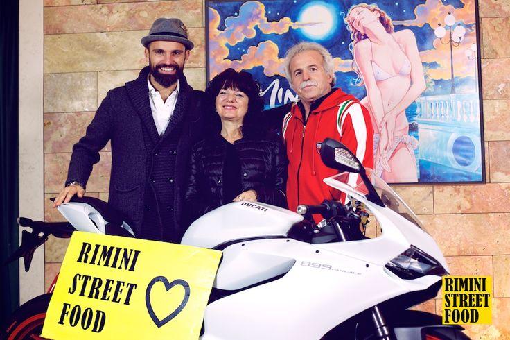 #rimini #travel #blogville #streetfood #ducati #party #food #rollingstone