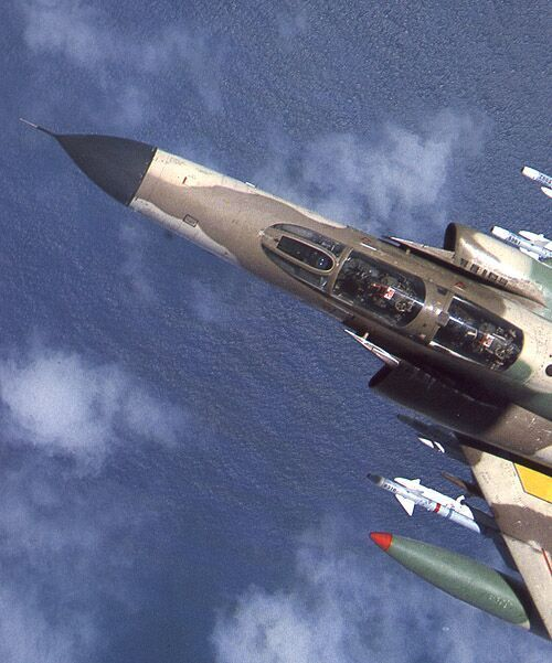 141 Best Images About McDonnell Douglas F-4 Phantom II On