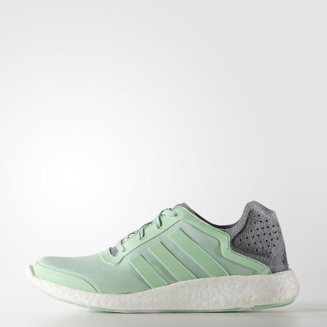 adidas Pure Boost Shoes - Multicolor - Color MULTI (S79273) sea foam green :