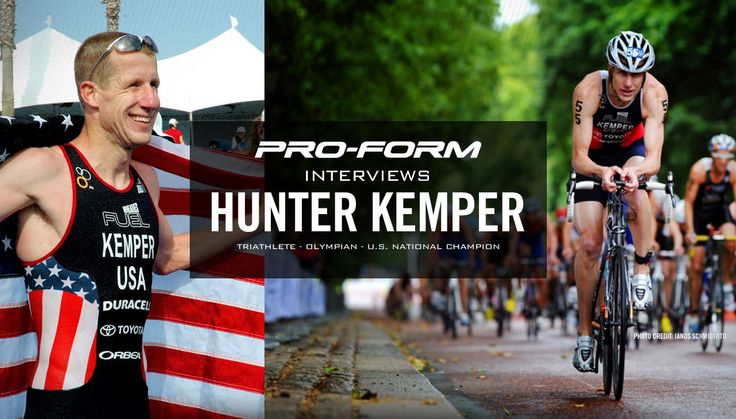 PROFORM BLOG >> Hunter Kemper: On Being Positive and Present.  #LearnFromAChamp