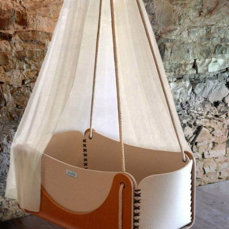 Brilliant Suspended Crib For Your Baby | Devparade