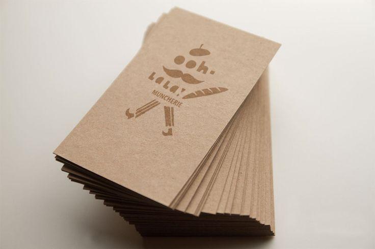 ooh-lala-muncherie - logo design