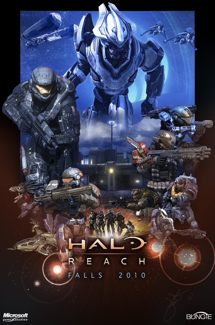 25 Artworks Inspired by the Halo Series | Halo series ...
