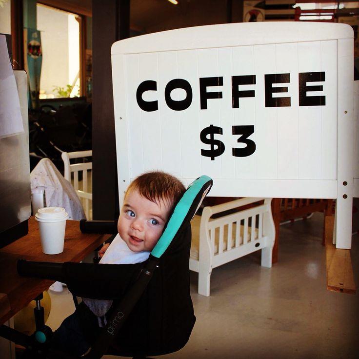 $3 coffee at Byron baby shop. #dandelionlatte #coffee #byronbay #ecofriendly #toddler #TheEndlessSunrise #infant #ilovecoffee #organic #smallbusiness #delicious #foodgram #lovebyronbay #childfriendly #CommonGroundByronBay #cafe #bestcoffee #caffine #barista #robusta #crema @byronbabyshop 2/1 centennial circuit Byron bay