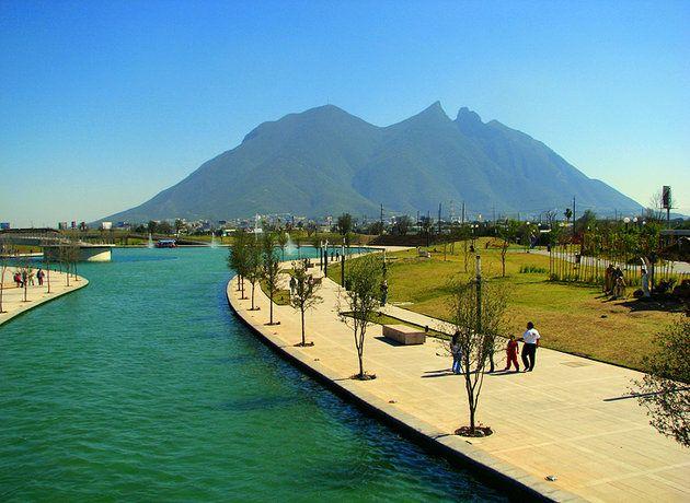 Fundidora Park and the Santa Lucia Riverwalk, Monterrey Mexico