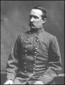"Major General, Henry ""Harry"" Heth. Grandfather fought in the American Revolution.  Cousin of George Pickett.  Served under Kirby Smith in the West before for rejoining the ANV in 1863.  Promoted to Major General after Chancellorsville, and served under AP Hill at Gettysburg. (West Point - Class of 1847)."