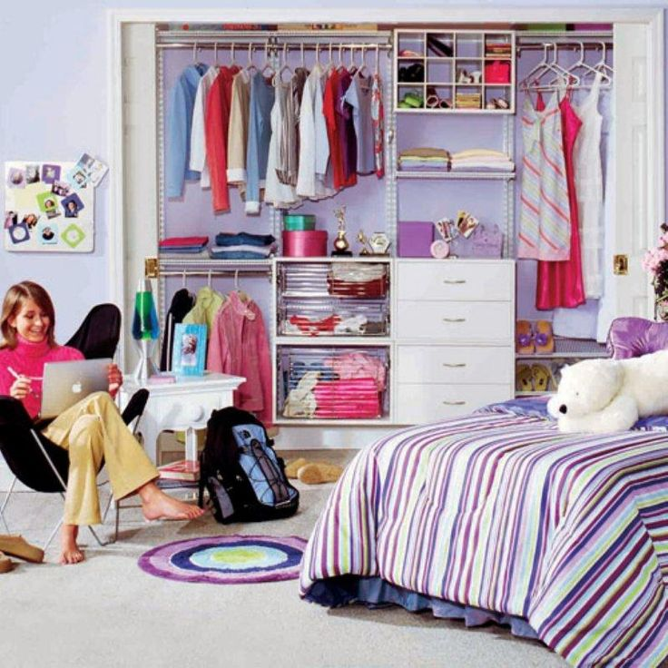 Bedroom Ideas For Small Rooms Teenage