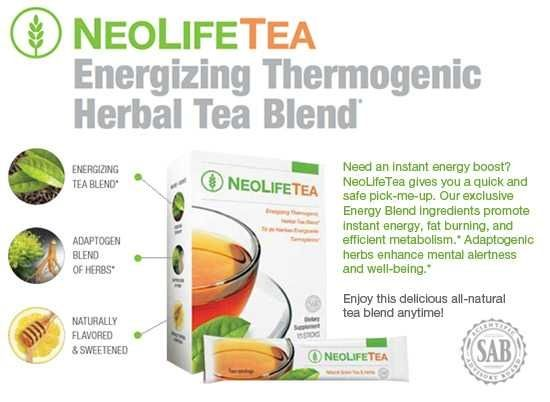 Energizing tea..great taste