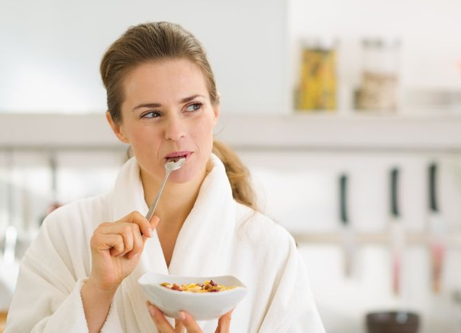 Health Tip:  Eat Well, But Start Simple - EasyGoodHealth.com