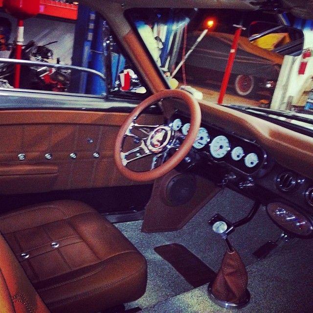 1965 Mustang Fastback Interior