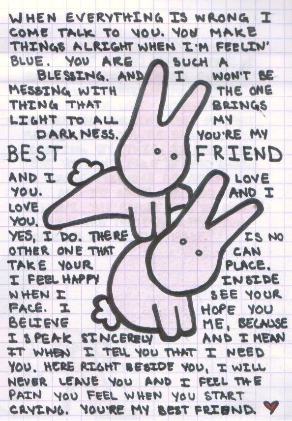 your my best friend Google Search Sweet friendship