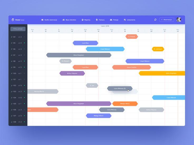 Calendar Booking Ui : Best calendar ui images on pinterest