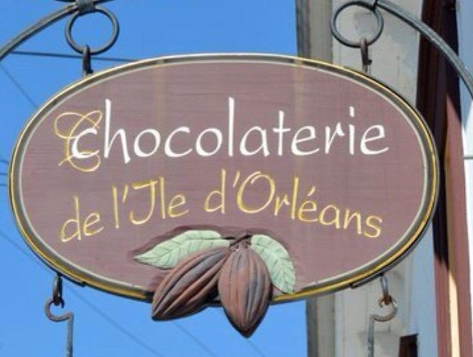 Chocolaterie de l'Île d'Orléans | Regional Delights | Quebec City and Area