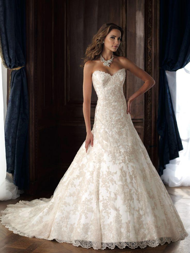 New David Tutera for Mon Cheri Petunia Wedding Dress The Knot