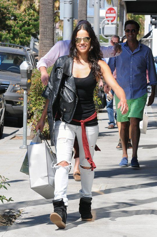 25 best images about michelle rodriguez and leather for Courtney walker san antonio