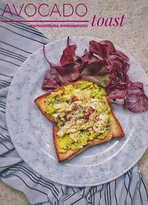 Avocado Toast Di 2020 Resep Masakan Roti Panggang Avocado Toast