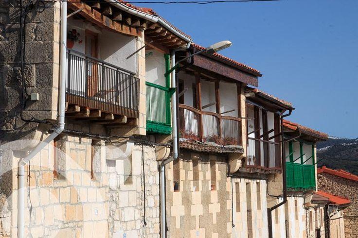 Típical houses