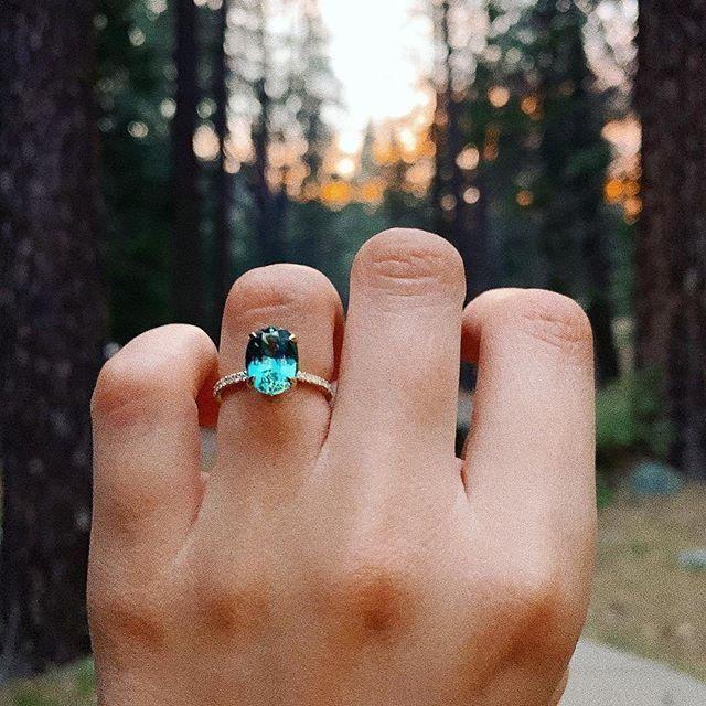 Trending Teal Sapphire Engagement Rings Brilliantearth Engagement En Engagement Rings Vintage Halo Wedding Rings Engagement Engagement Rings Sapphire