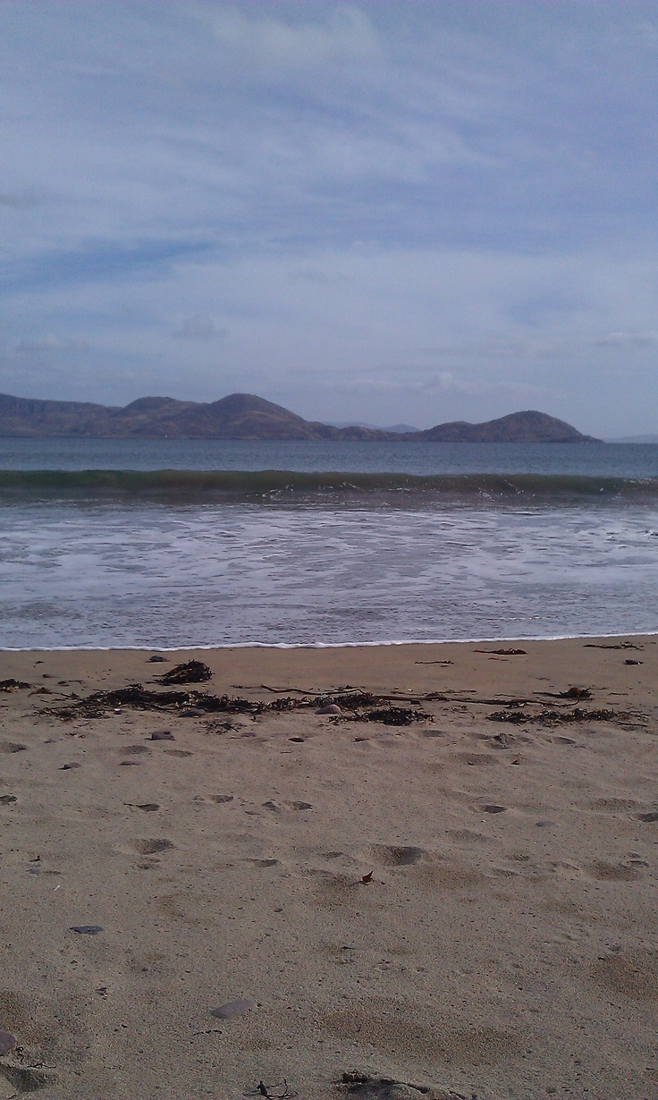 Ballinskelligs Beach, Co. Kerry, Ireland