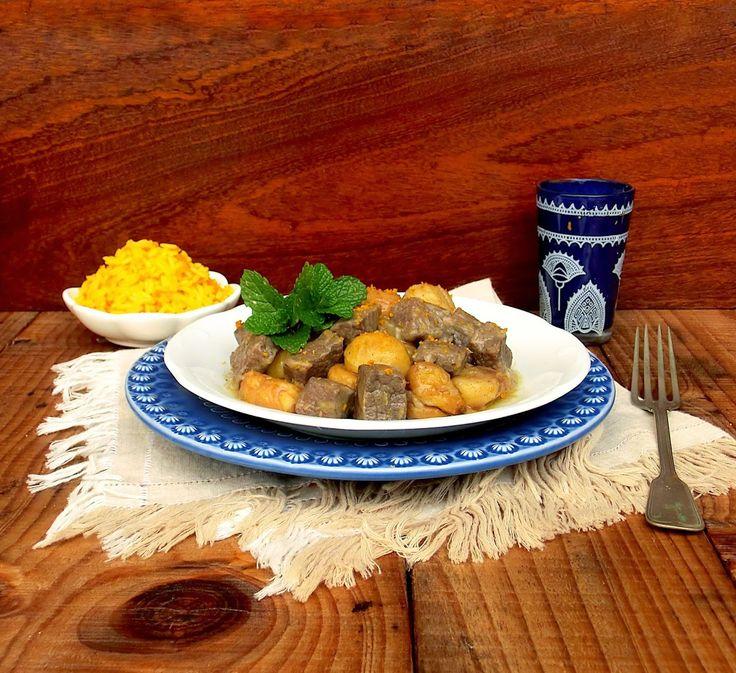 Vitela Aromática com Castanhas à Turca (Kestaneli Dana Yahni) | Nárwen's Cuisine