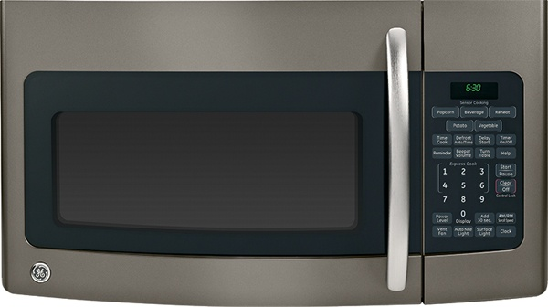 17 best images about slate on pinterest stove red carpets and electric - Red over the range microwave ...