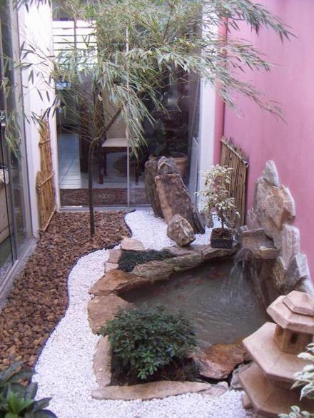 jardim de inverno com cascata - Pesquisa Google