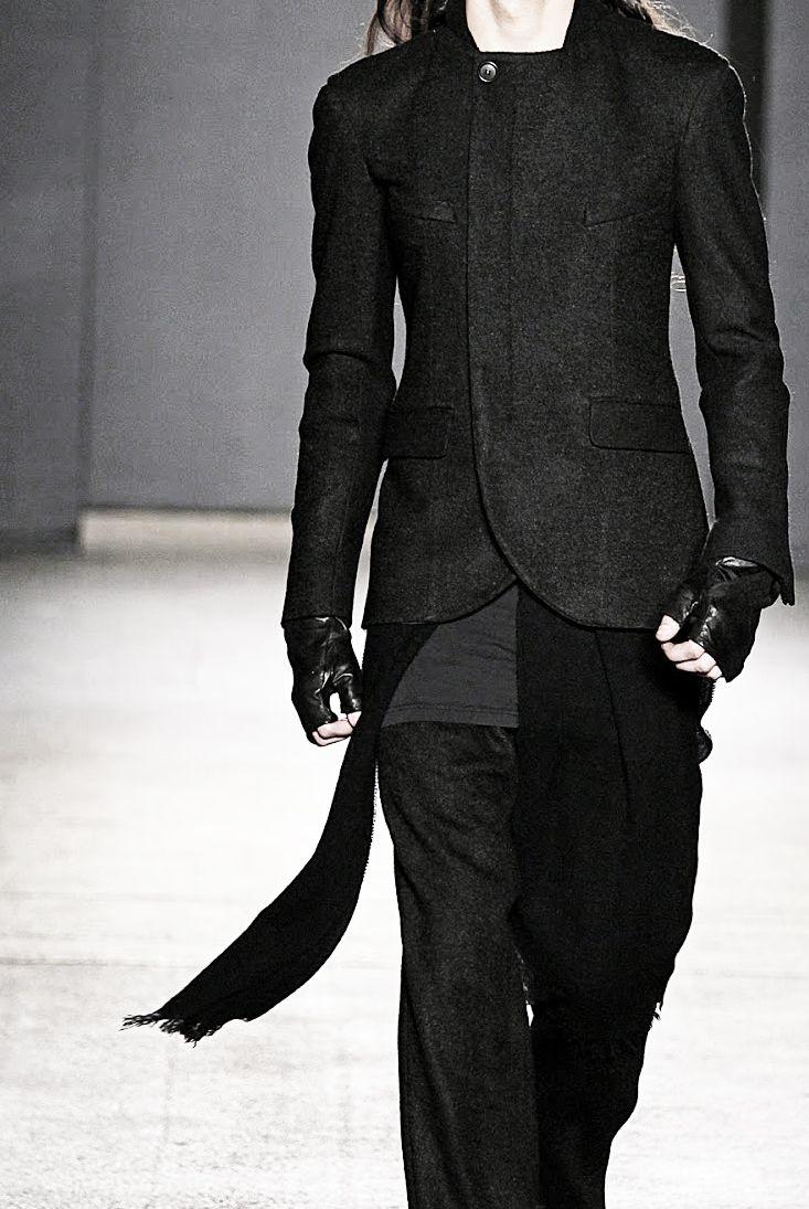 skt4ng:  Alexandre Plokhov A/W 12 @ New York Fashion Week