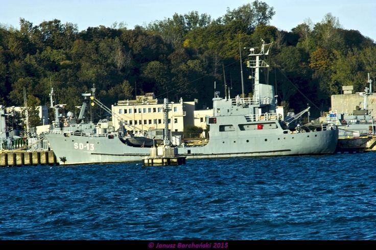 Gdynia. Port. Nabrzeże francuskie. 2015-10-07