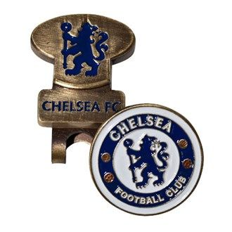 Premier League Golf Chelsea Golf Hat Clip With Ball Marker Show your support for Chelsea FC with this stylish hat clipA Stylish magnetic hat clip with dual club logo branding meaning that whether you have got your marker on the golf green or on your clip you  http://www.MightGet.com/january-2017-11/premier-league-golf-chelsea-golf-hat-clip-with-ball-marker.asp