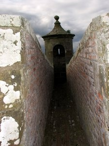 Fort George, Scotland.