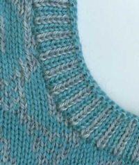 Cut N Sew - Fairisle Bands Tutorial For Machine - Single Bed | Machine Knitting Tutorial
