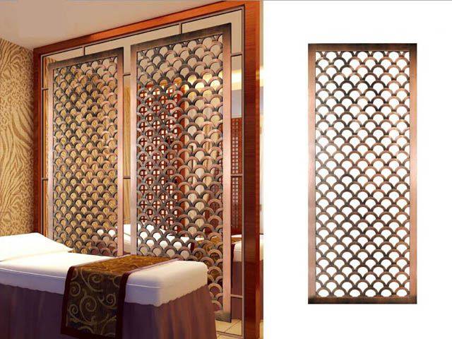 Gallery Room Dividers Laser Cut Screens Decorative