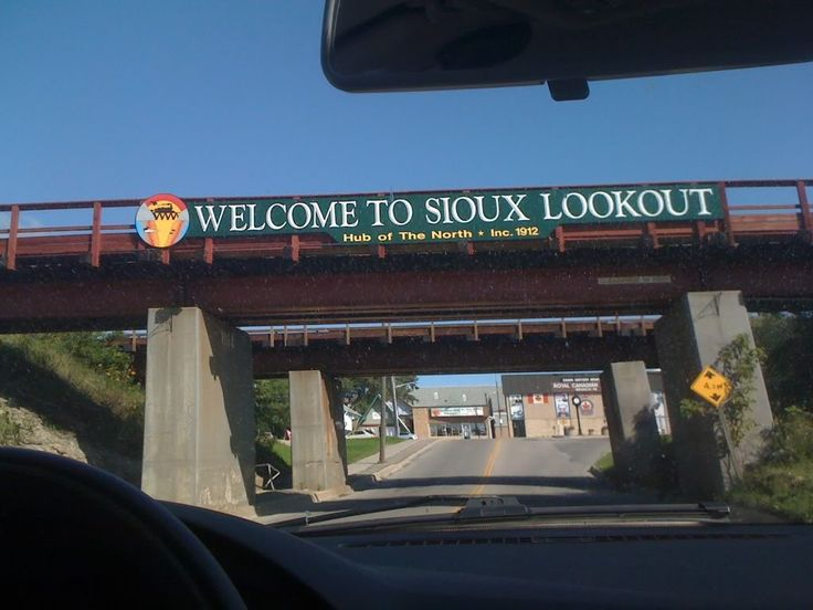 Welcome sign !!!
