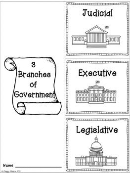Branches-of-Government-1104262 Teaching Resources - TeachersPayTeachers.com