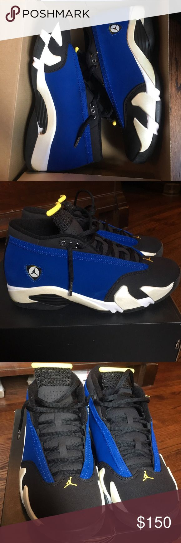 Laney 14s Air Jordan Mens Air Jordan 14 Retro Low size 9.5 great condition 9.5/10 Shoes Sneakers