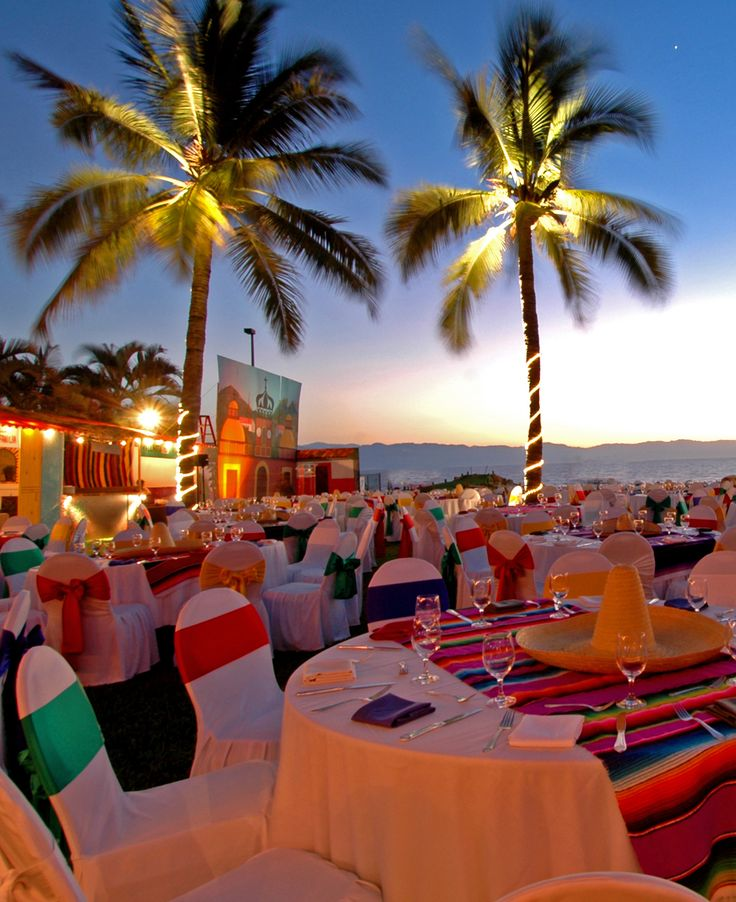 Mexican Themed Wedding Reception: 60 Best Mexican Fiesta Tablescape & Decoration Ideas